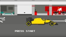 Formula 1 in 8-Bit is more entertaining than the real thing