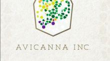 Avicanna Announces TSX Listing Date