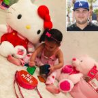 Rob Kardashian Shares Sweet New Photo of His 'Baby Girl' Dream in Honor of Valentine's Day