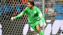 Netherlands' goalkeeper gamble pays off