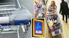 'Best ever!': Mum's genius Aldi shopping trolley hack