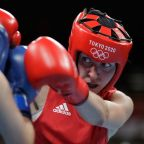 Olympics: Karriss Artingstall takes bronze as Tokyo's brilliant boxing event reaches halfway mark