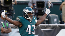 Injury Wrap: Eagles backfield down to two