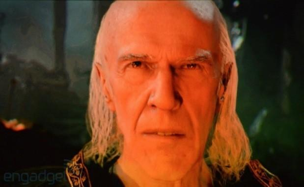 Quantic Dream's The Dark Sorcerer demo highlights PS4's graphics power