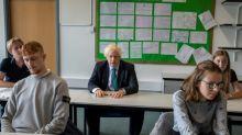 UK govt slumps in polls amid coronavirus chaos