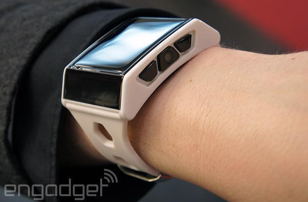 When you cram an entire smartphone into a watch, you get the Exetech XS-3