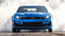 AutoComplete: Chevy gives us the eCOPO, an all-electric Camaro drag-race special