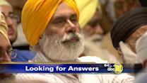 Sikh community looks for answers after beating