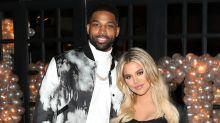 Tristan Thompson Shares First Pic of His Kids True and Prince Together
