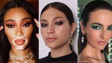 10 inspirações de maquiagem para o Natal e Ano Novo