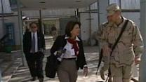 Kathy Mykleby Recalls Trip To Afghanistan
