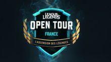 eSport - eSport - League of Legends : l'Open Tour démarre à Lyon