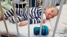 Dad diagnoses 19-month-old son's stroke thanks to TV advert