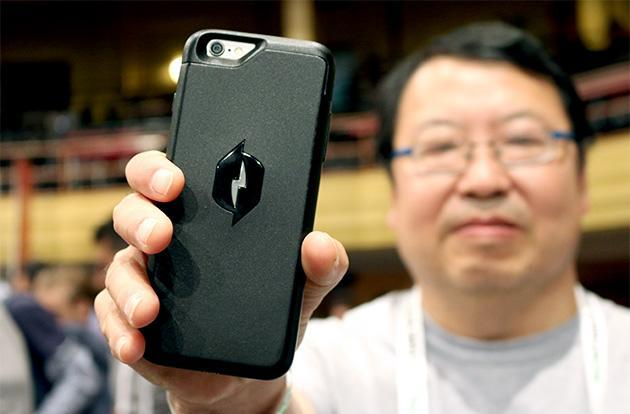 Nikola Labs' case uses stray radio waves to charge your iPhone