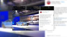 Ford Mustang Shelby GT500 2019 wohl online geleaked