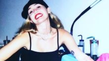 Miley Cyrus Just Revealed a Pretty NSFW New Tattoo