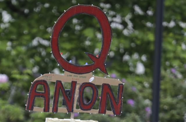 Amazon is finally enforcing its rules that ban QAnon-promoting goods
