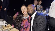 Vanessa Bryant remembers Kobe on Valentine's Day: 'Missing you so much on your favorite holiday'