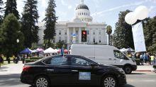Uber und Lyft bereiten Stopp in Kalifornien vor