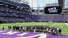 Vikings will host, recognize George Floyd's family at season opener vs. Packers