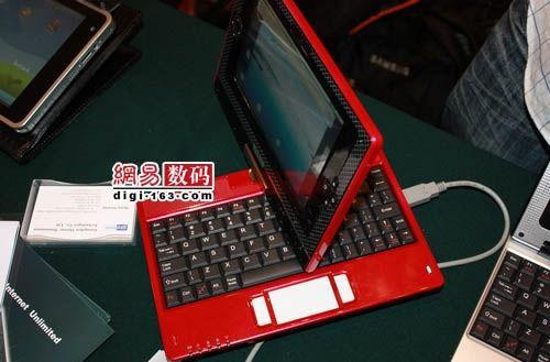 Android-based Alpha 680 netbook spotted in the wild
