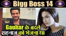 Aly Goni Wants Shehnaaz Instead of Gauhar khan