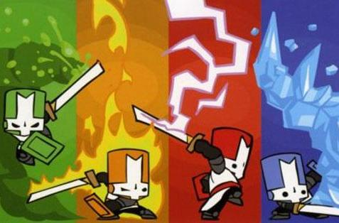 The Behemoth still tinkering with that Castle Crashers patch