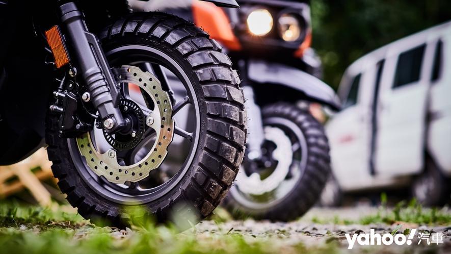 回歸狂野經典風格再現!2021 Yamaha全新BW'S 125正式發表! - 9
