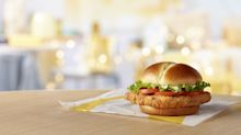 McDonald's is testing two new chicken sandwiches