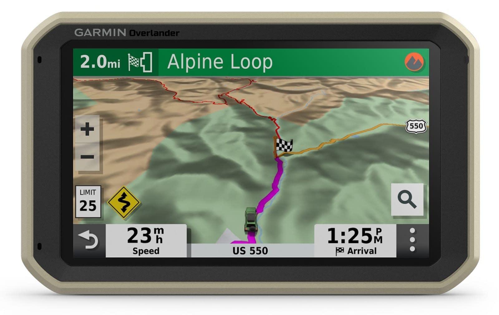 Garmin'in en yeni GPS'i arazi araştırmacıları için tasarlandı | Engadget