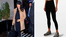 Meghan Markle's go-to Lululemon leggings are now on sale —  but they're selling out fast!