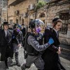Israel Fights Coronavirus Spread Among Ultra-Orthodox Jews