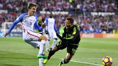 US sets Gold Cup lineup with eye on World Cup
