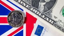 Pound falls to one-month low as MPs plot to oust May