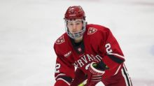 Reilly Walsh signs with New Jersey Devils, becoming fourth Harvard player in a month to chose pro route