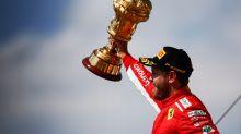 British Grand Prix: Vettel wins a classic as a drained Hamilton shows the strain