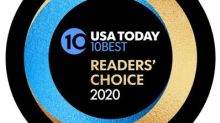 """For the Third-Consecutive Year, Mohegan Gaming & Entertainment's Flagship Property Voted """"Best Casino Hotel"""" in USA Today's 10Best Readers' Choice Awards"""