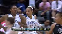 Lynx Big Three vs. Silver Stars