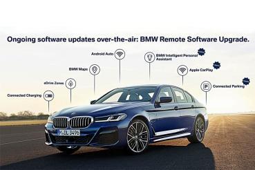 BMW史上最大規模軟體升級,全球75萬台車換新的OS 7作業系統和加裝Android Auto