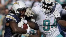 Dolphins clear out some high-priced vets, cut Mario Williams and could dump Branden Albert