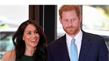 De la realeza a Hollywood: el príncipe Harry y Meghan Markle buscan convertirse en productores