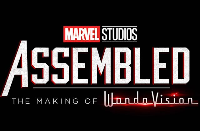 Marvel Studios' behind-the-scenes docuseries starts with 'WandaVision' on March 12th