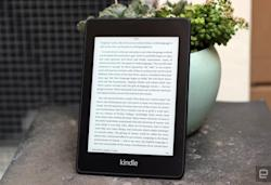 The Kindle Paperwhite drops to a new low of $80 for Prime Day