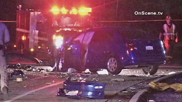 Pico Rivera crash: Kids were returning from graduation party -family