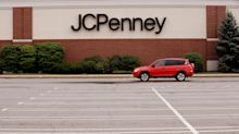 J.C. Penney's stock just fell below $1