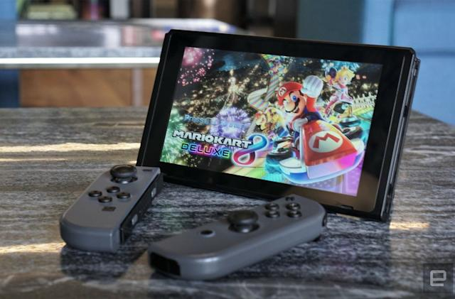 Nintendo is bringing the Switch to Brazil at last