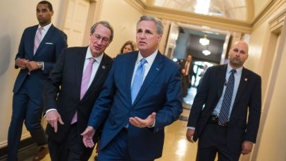 GOP elects Kevin McCarthy House minority leader