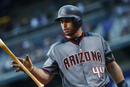 Paul Goldschmidt is a big reason the D-Backs have exceeded expectations. (AP Photo)