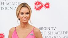 Amanda Holden emotional after reuniting with famous friends for first time since lockdown