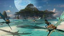 'Avatar 2' concept art reveals new coastlines and creatures of Pandora